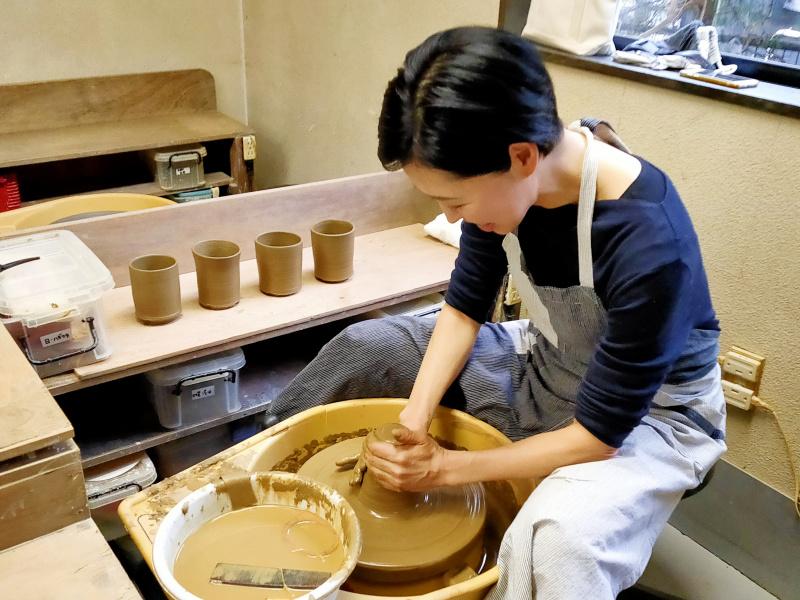 陶芸クラブロクロ